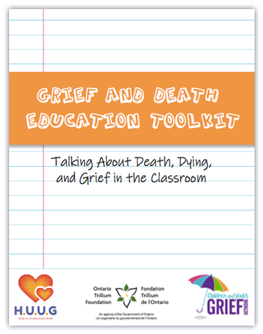 grief and death education toolkit english