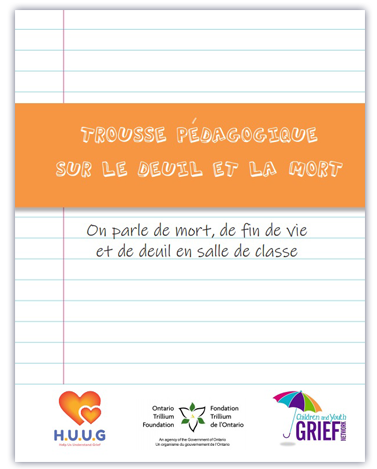 grief and death education toolkit french