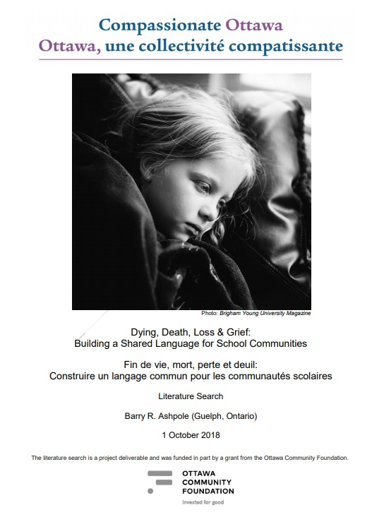 compassionate ottawa literature review